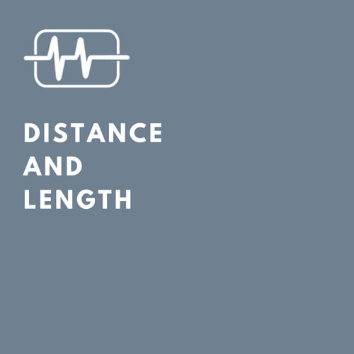 Distance and Length Conversion Tool