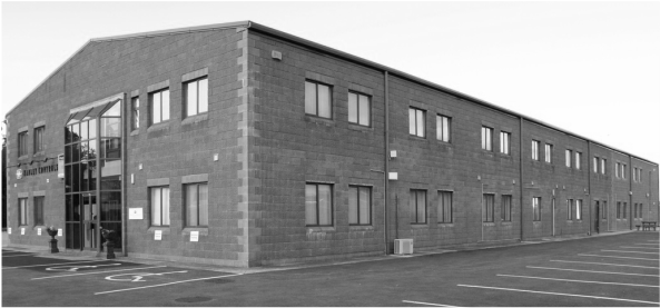 Hanley Controls Clonmel Ltd Building