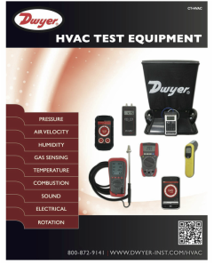 Dwyer Test Equipment