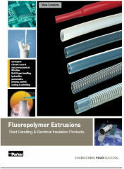Parker Fluoropolymer Extrusions