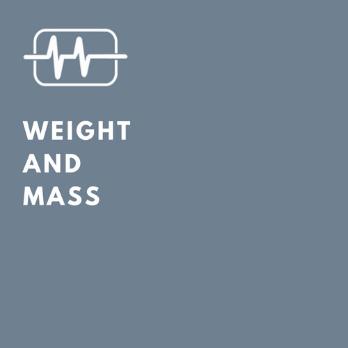 Weight and Mass Conversion Tool