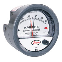Dwyer Differential Pressure Gauges Series 2000-sp