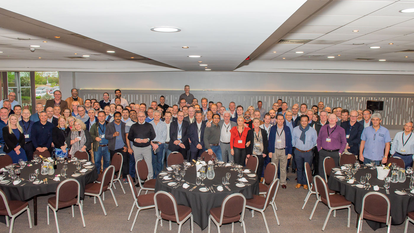 Hanley Controls attend Parker Hannifin Distributor Conference