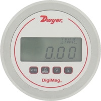 Dwyer Differential Pressure Gauges Series DM-1000