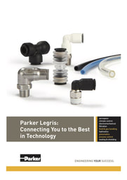 Parker Legris -  ​​Connectors