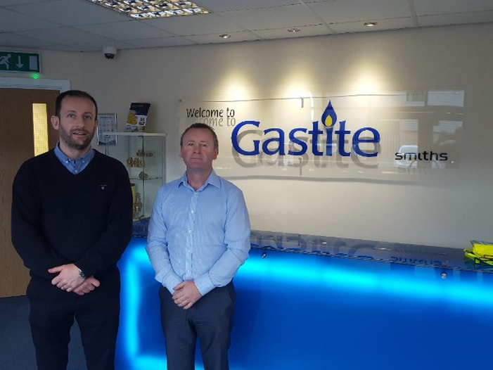 Hanley Controls visit Gastite Factory