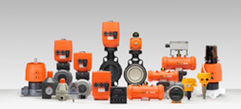 GF Actuation Valves