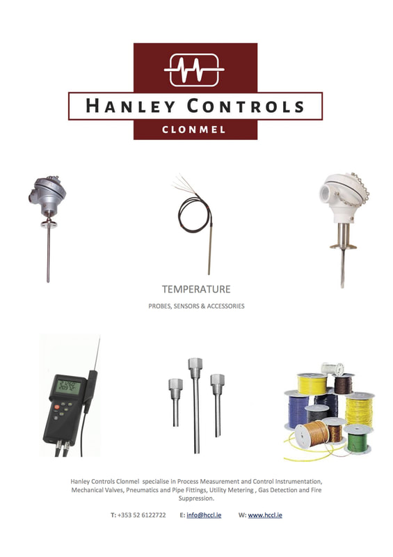 HCCL Temperature Probes, Sensors and Accessories​