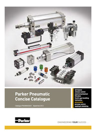 Parker Pneumatic Concise ​Catalogue