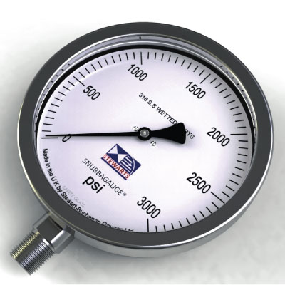 Snubbagauge ​The Gauge for Shock and Surge Problems